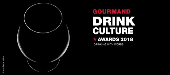 gourmand winebook awards winners 2018 drink culture