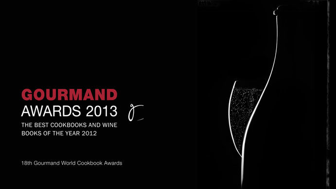 Gourmand Awards Winners 2013 Cookbook