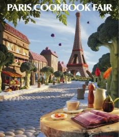 News of The Paris CookBook Fair