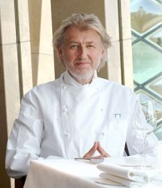 Meet Pierre Gagnaire at the Paris Cookbook Fair